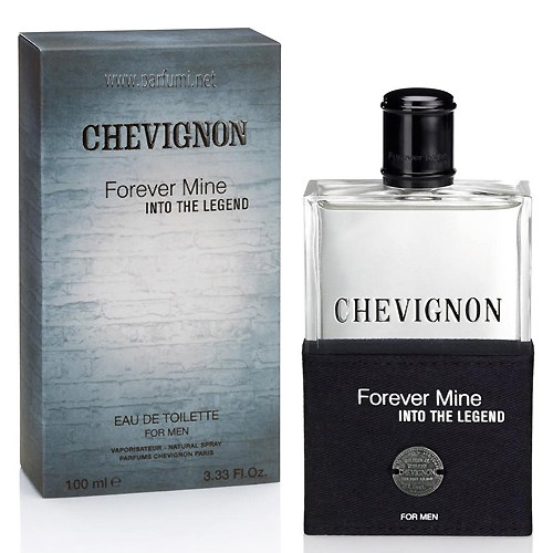 Chevignon Forever Mine Into The Legend EDT за мъже - 100ml