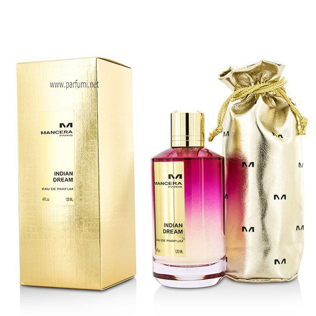 Mancera Indian Dream EDP Унисекс аромат - 120ml