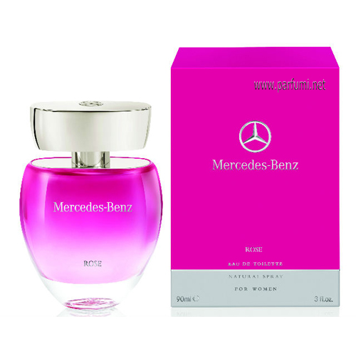 Mercedes-Benz Rose EDT �� ���� - 60ml