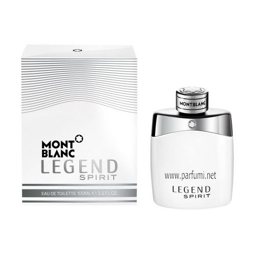 Mont Blanc Legend Spirit EDT за мъже - 50ml