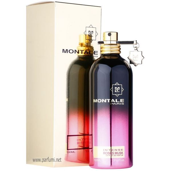 Montale Intense Roses Musk EDP за жени - 100ml