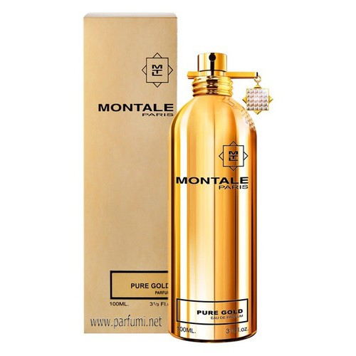 Montale Pure Gold EDP за жени - 100ml
