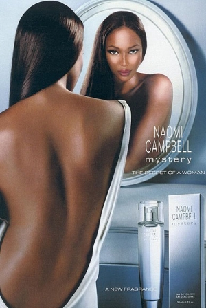 Naomi Campbell Mystery EDT за жени - 50ml.