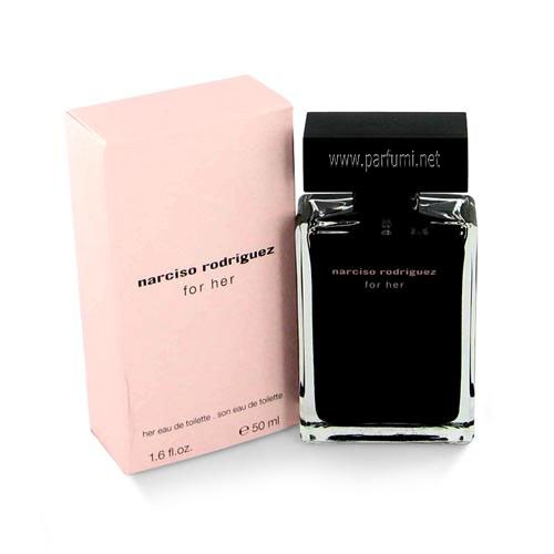 Narciso Rodriguez For Her EDT за жени - 100ml.