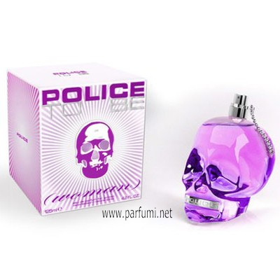 Police To Be Woman EDP за жени - 125ml