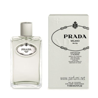Prada Infusion d'Homme EDT за мъже - 50ml.