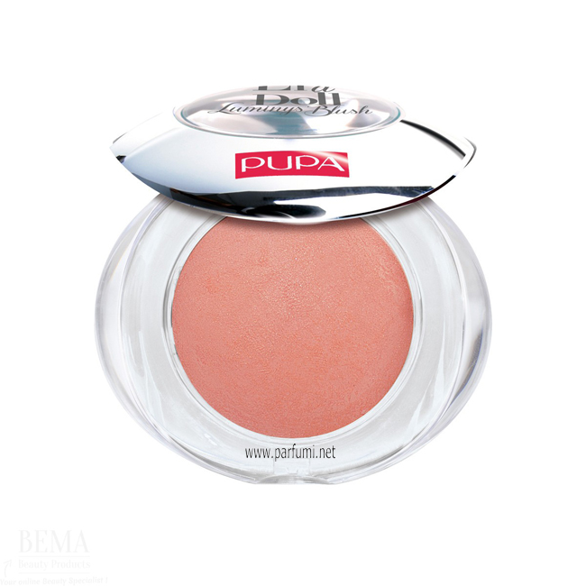 Pupa LIKE A DOLL LUMINYS BLUSH Руж за лице 050007 201