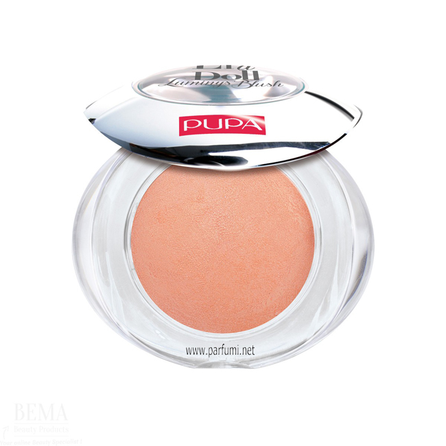 Pupa LIKE A DOLL LUMINYS BLUSH Руж за лице 050007 204