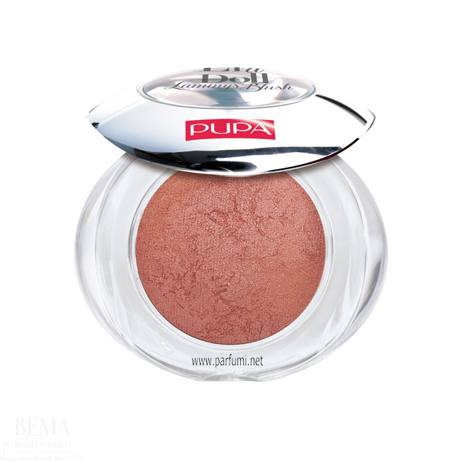 Pupa LIKE A DOLL LUMINYS BLUSH Руж за лице 050007 302