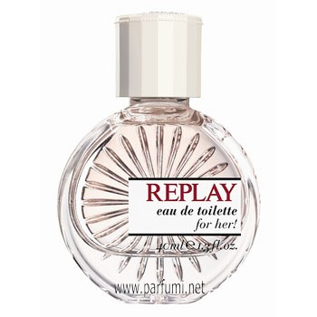 Replay for Her EDT за жени - без опаковка - 60ml.