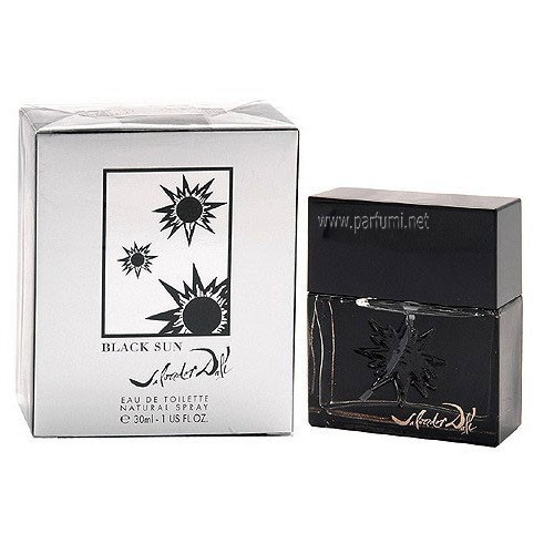 Salvador Dali Black Sun EDT за мъже - 100мл