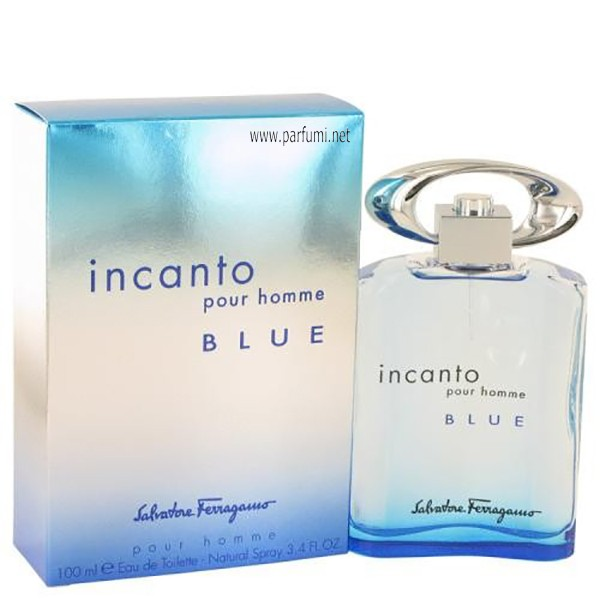 Salvatore Ferragamo Incanto Blue EDT за мъже - 100ml