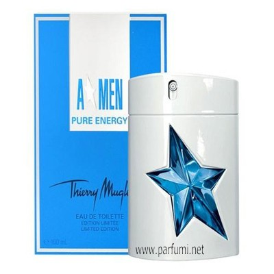 Thierry Mugler A*Men Pure Energy EDT за мъже - 100ml