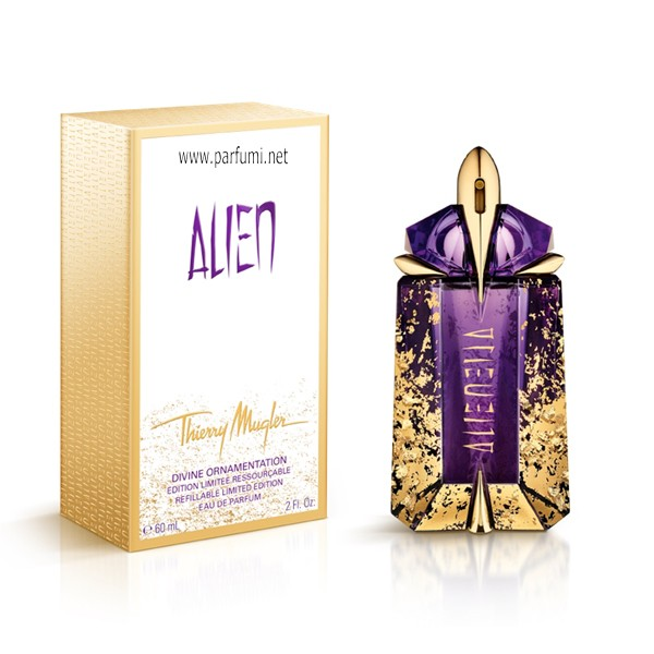 Thierry Mugler Alien Divine Ornamentations EDP за жени - 60ml.