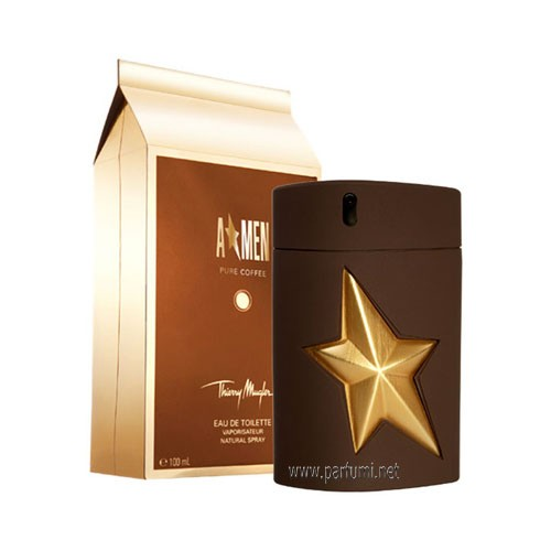 Thierry Mugler A*Men Pure Coffee EDT за мъже - 100ml.