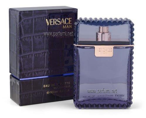 Versace Man EDT за мъже - 50ml.