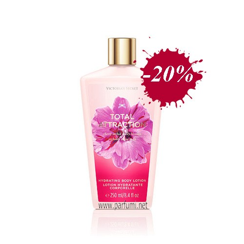 Victoria Secret Total Attraction Лосион за тяло - 250ml.
