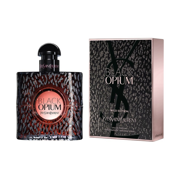 YSL Black Opium Wild Edition EDP за жени - 50ml.