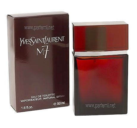 Yves Saint Laurent M7 EDT за мъже - 100ml.