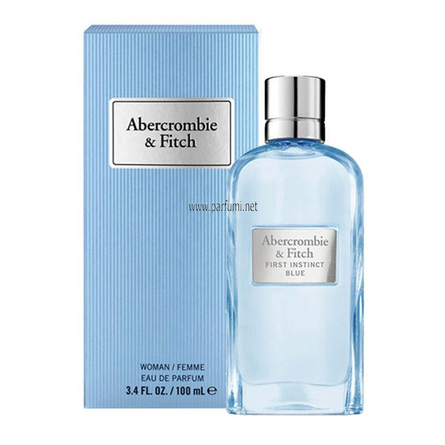 Abercrombie Fitch First Instinct Blue EDP парфюм за жени - 100ml