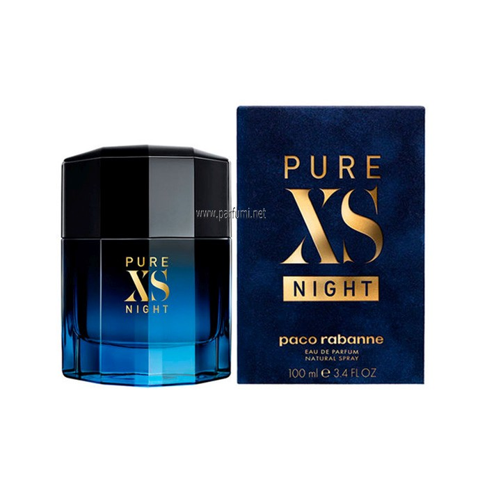 Paco Rabanne Pure XS Night EDP парфюм за мъже - 100ml